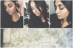 Urban Decay Naked Smoky Palette: 3 Looks + Review