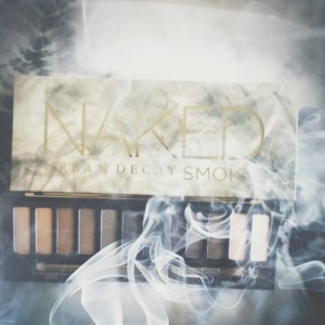 Urban Decay Smoky Palette Swatches + First Impressions