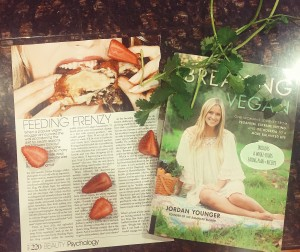 Magazine Mondays: Breaking Vegan