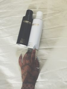 Elizabeth and James Nirvana Dry Shampoo: Review