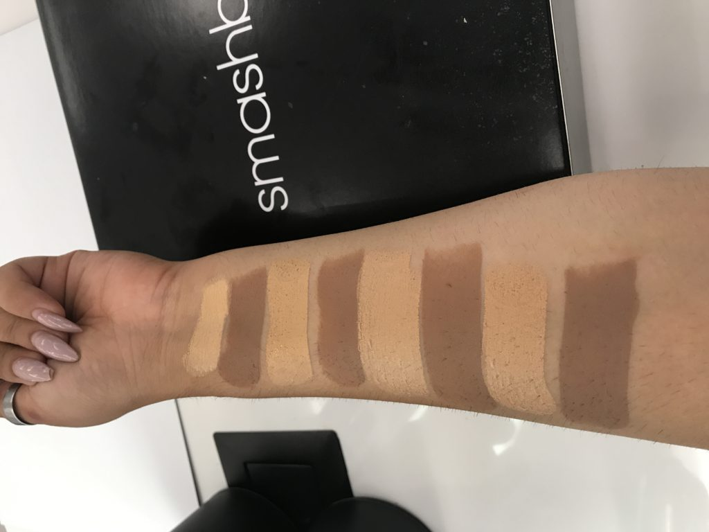 Review: Smashbox Studio Skin Shaping Foundation Stick