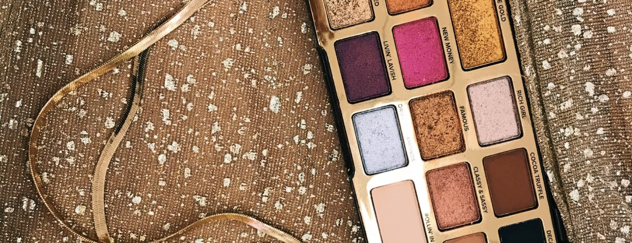 REVIEW: TOO FACED CHOCOLATE GOLD BAR PALETTE